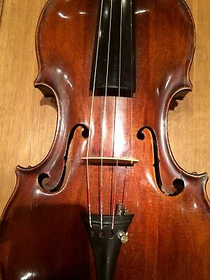 Old and very good violin, Austria, c1780 , VIDEO