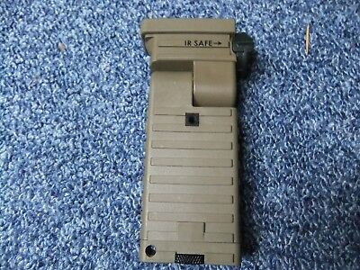 Genuine Usmc Issue Sidewinder Multi Function Torch With Ir Light