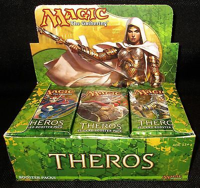 MTG Magic the Gathering Theros 15 Card Sealed Booster Pack Qty 1