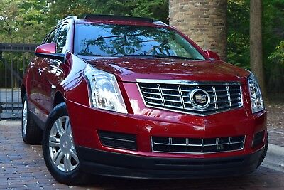 2014 Cadillac SRX LUXURY-EDITION/PANORAMIC/NAVIGATION/CAMERA 2014 Cadillac SRX Luxury Sport Utility 4-Door 3.6L / w All Options...