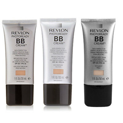 Revlon Photoready BB Cream Skin Perfector - Choose Colour