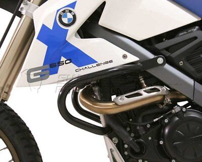 Guard Engine black, BMW G650X, 07-, Crash-bar
