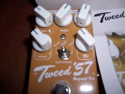 Wampler Pedals Tweed57 Overdrive Guitar Effect Pedal
