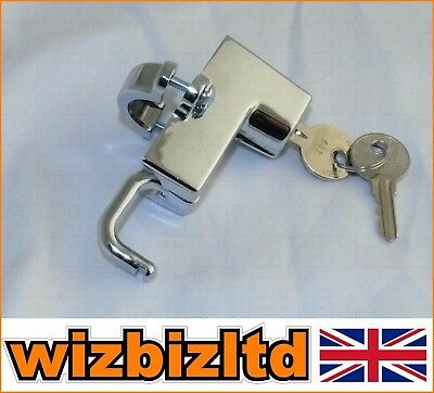 Motorbike Helmet Lock (Secure to Any 22mm Bar Including Handlebar LOCHELM