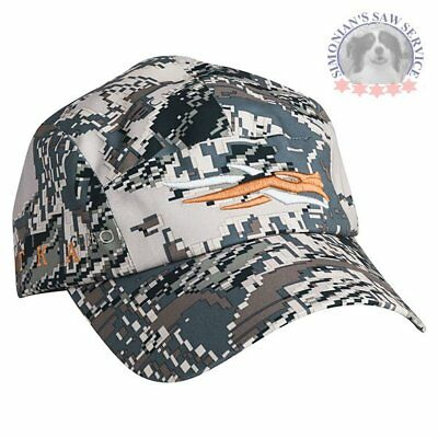 Sitka Gear 90189-OB-OSFAStormfront GTX Cap Optifade Open Country One Size Fits