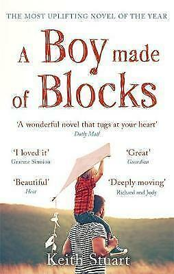 A Boy Made of Blocks by Keith Stuart (Paperback)