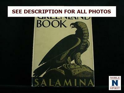 NobleSpirit NO RESERVE {3970} 1st Edition Salamina 1935 Signed by Rockwell Kent