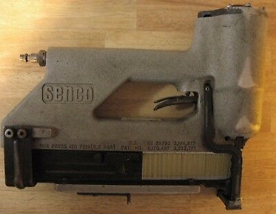 "Senco MW 1"" 16 Gauge Wide Crown Air Stapler"