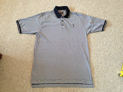 PGA Tour Golf  Polo Shirt Adult Medium (J)