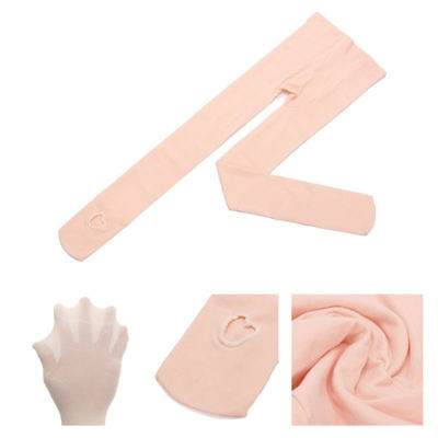 Child's Large Convertible Ballet pink Tights US Seller