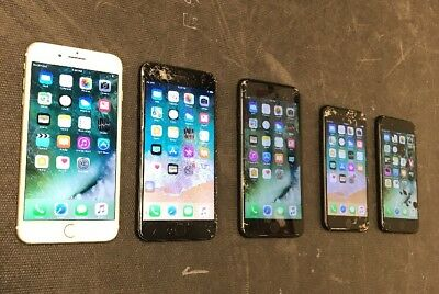 iPhone 7/7 Plus Lot - 5 Devices