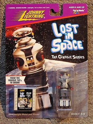 Vintage Johnny Lightning Lost in Space Robot B-9 (Playing Mantis - 1998) MOC