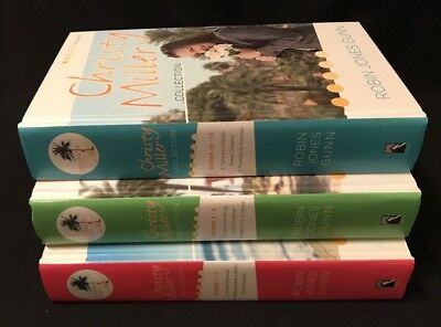 Lot of 3 Christy Miller Collections, Volumes 1,2, & 4 by Robin Jones Gunn, VGC