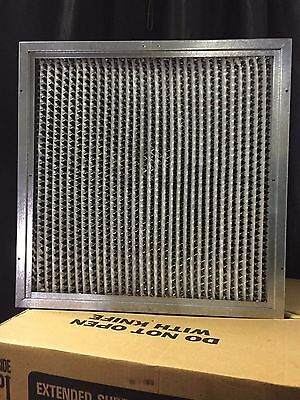 AAF 1121953-148 MEA-60-78-M 24 x 24 x 12 VARICEL EXTENDED SERVICE AIR FILTER NEW