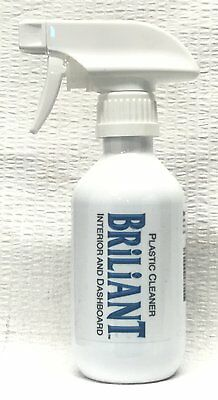 Briliant Polish - Carriage Driving Vehicles -  Plastic/PVC cleaner shiner