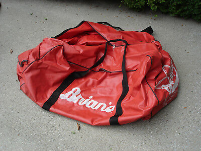 Brians Goalie Bag