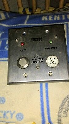 lot of security system components -as is