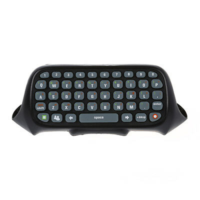 10x(Text Chat Messaging Pad ChatPad Keyboard For XBOX 360 Live Games Contro I1M2