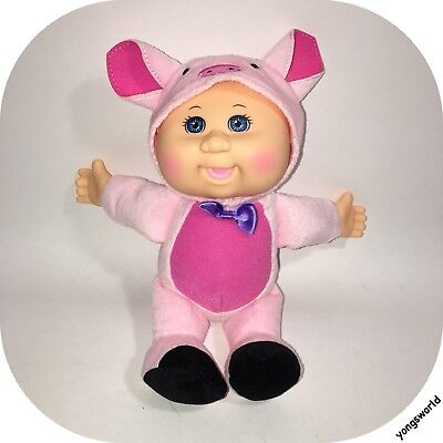 Cabbage Patch Kids Cuties Collection Farm Friends Petunia The Pig Baby Doll