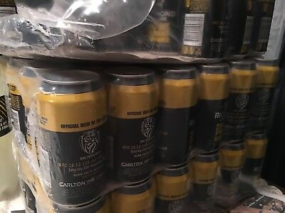Richmond Draught Beer Cans