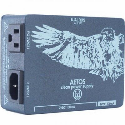 Walrus Audio AETOS 230 Volt Clean Power Supply