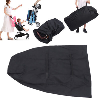 Baby Pushchair Pram Travel Bag Umbrella Stroller Buggy Gate Check Cover Portable