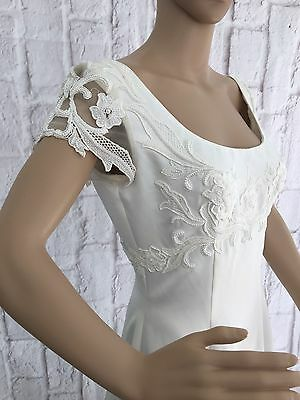 Wedding Dress Ivory Size Small 8 -10 Venus Style by Lotus Orient Corp RRP £300