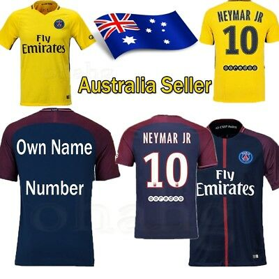 17-2018 Football Soccer Kids Jersey Short Sleeve Team Suit Kits 3-14 Yrs +Socks