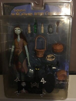 Sally Nightmare Before Christmas Action Figure Boxed
