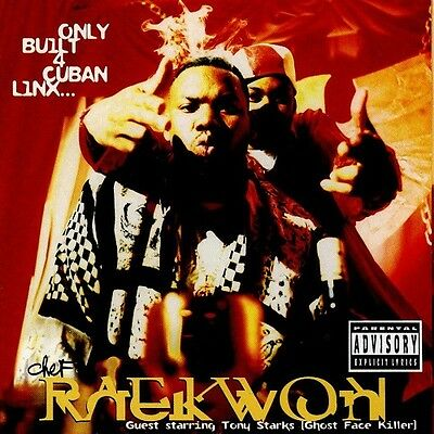 Raekwon Only Built 4 Cuban Linx New Ltd Purple Vinyl 2Lp Reissue In Stock