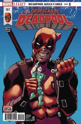 Marvel The Despicable Deadpool #287