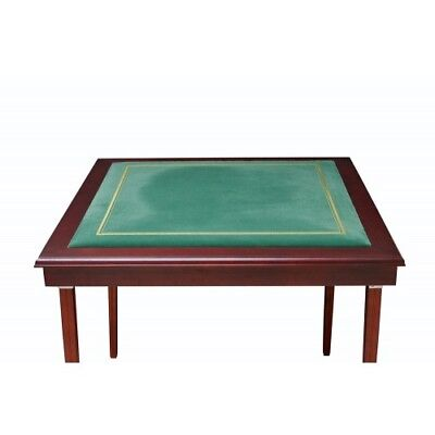 Dal Rossi Italy Bridge / Card Table FULL SIZE  -  80 cm X 80 cm