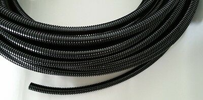 Corrugated Pipe Corrugated Pipe Black 7x10 Polyamide 1meter