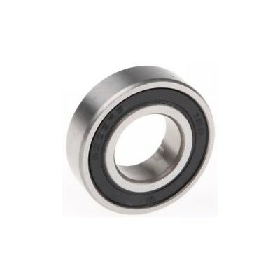 Kit 10 ball Bearing Grooved ISB 6003-2RS Sealed, stainless Steel, int: 17mm, est