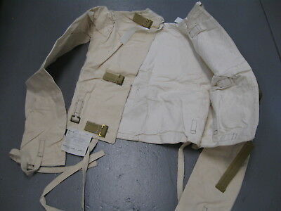 Straight Jacket 1950S Original Department Of Army Issue With Maker Tag Vintage