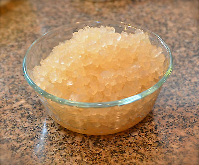 Water Kefir Grains ORGANIC Live Fresh Probiotic Highest Quality 8 Teaspoons