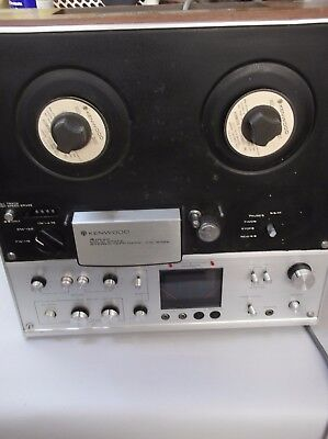 Vintage Kenwood Reel to reel Tape deck KW-5066