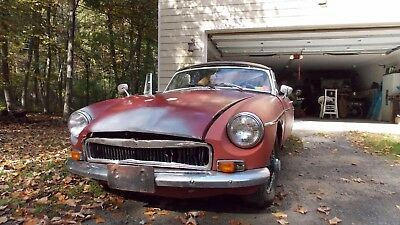 1969 MG MGB Roadster 1969 MGB