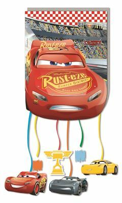 Cars 3 Pinata Childrens Birthday Party Game
