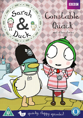 Sarah & Duck: Constable Quack and Other Stories DVD (2017) Tim O'Sullivan