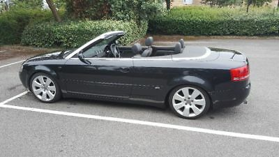 Audi a4 1.8t quattro convertible (sensible offers welcome)
