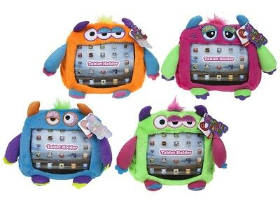 iPad/Tablet Stand/Holder Monster Party Plush Kids Funny Colourful Cushions