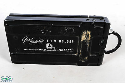 2X3 Graflex Grafmatic Film Holder