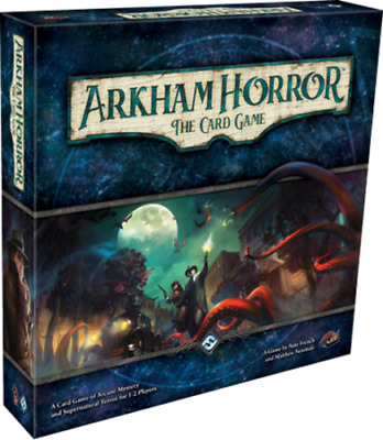 Arkham Horror: The Card Game- NEW Board Game - AUS Stock