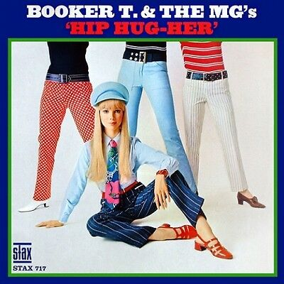 Booker T & The Mgs Hip Hug Her New Sealed Vinyl Lp In Stock