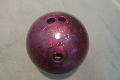Columbia 300 Bowling Ball with Name Engraving