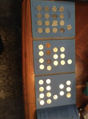 Canadian Nickel Collection 1922 to 1960 in Whitman Holder  has only 43 coins