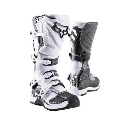 Stivali FOX Comp 5 boot bianco