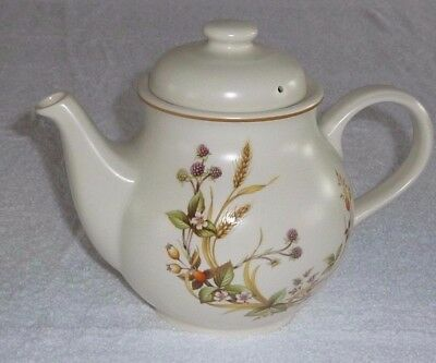 Marks And Spencer Small  Harvest Teapot ( Tea Pot )