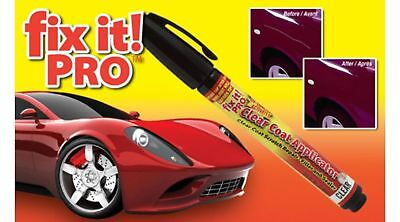 Magic Fix Clear Car Scratch Repair Remover Pen Simoniz Clear Coat Applicator